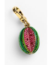 Juicy Couture | Red Watermelon Charm | Lyst