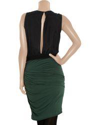 By Malene Birger - Green Casidaz Sleeveless Jersey Dress - Lyst