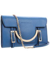 Coccinelle | Blue Conccinelle Celeste 2 Clutch | Lyst
