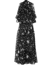 Dolce & Gabbana | Black Short Dress | Lyst