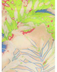 Vanessa Bruno   Multicolor Hawaiian Print Shorts   Lyst