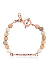 Carolina Bucci - Pink Kaleidoscope Bracelet - Lyst