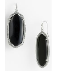 Kendra Scott | Metallic Elle Earrings | Lyst