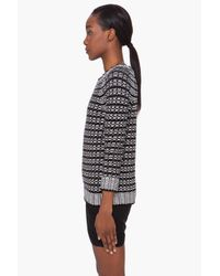 Surface To Air - Black Cotton Bivi Sweater - Lyst