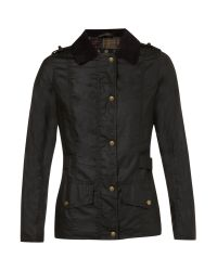 Barbour | Green Tennant Waxed Jacket | Lyst
