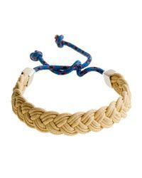 J.Crew | Natural Miansai® Nantucket Silver Bracelet for Men | Lyst