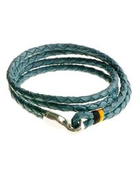 J.Crew - Blue Miansai Trice Bracelet for Men - Lyst