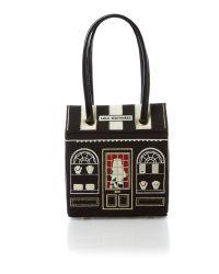 Lulu Guinness | Black Jewellery Shop Bag | Lyst