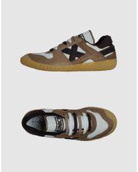 Munich | Brown Sneakers | Lyst