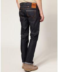 Edwin | Blue Edwin Sen Japanese Red Selvedge Skinny Jeans for Men | Lyst