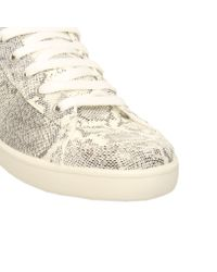 French Connection | Gray Dexter Sfbg7 Sneakers | Lyst