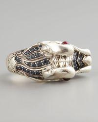 John Hardy | Metallic Naga Dragon Ring | Lyst