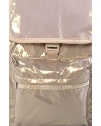 LeSportsac | Metallic The Voyager Backpack in Brilliant Sparkle | Lyst