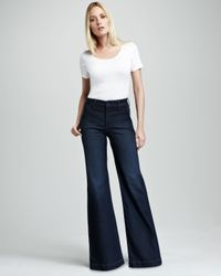 Not Your Daughter's Jeans | Blue Tori Sailor Pants Petite | Lyst