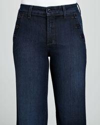 Not Your Daughter's Jeans   Blue Tori Sailor Pants Petite   Lyst