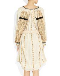 Isabel Marant | Natural Kitti Woven Cotton Belt | Lyst