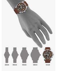 Victorinox | Brown Chrono Classic Watch | Lyst
