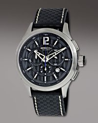 Breil | 939 Chronograph Watch, Black for Men | Lyst