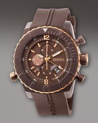 Brera Orologi | Sottomarino Diver Watch, Brown for Men | Lyst