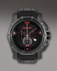 Orefici Watches | Black Edizione Speciale Chronograph Watch for Men | Lyst