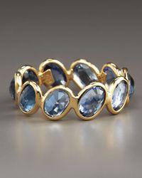 Paolo Costagli - Sapphire Ombre Ring Blue - Lyst
