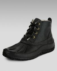 Cole Haan | Black Air Vail Winter Boots for Men | Lyst