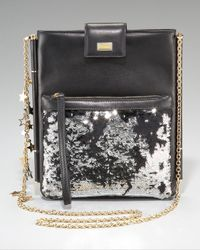 Dolce & Gabbana | Black Floral Print Iphone 6 Case, Card Holder And Keyring for Men | Lyst