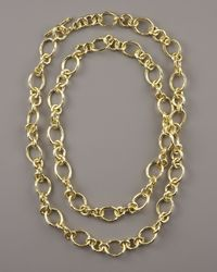 Ippolita - Metallic Glamazon Chunky Link Necklace - Lyst