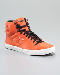 Alexander McQueen X Puma | Red Street Climber Sneaker, Salmon for Men | Lyst