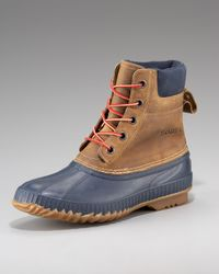 Sorel | Blue Cheyanne Lace-up Boot for Men | Lyst