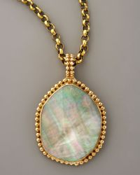 Stephen Dweck - Gray Mother-of-pearl Necklace - Lyst