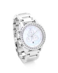Nixon - Metallic The 4220 Chrono Watch - Lyst