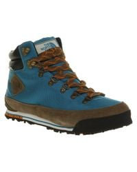 The North Face - Blue Back To Berkeley Boots for Men - Lyst