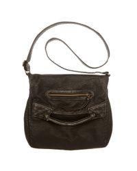 American Rag Black Taryn Convertible Crossbody Bag