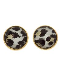 kate spade new york | Multicolor Show Your Spots Studs | Lyst