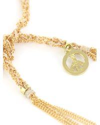 Carolina Bucci | Yellow Gold Peace Bracelet | Lyst