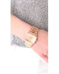 Nixon | Gold The Player Watch | Lyst