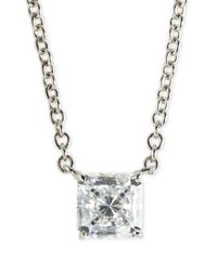 Fantasia by Deserio | Metallic Cz Pendant Necklace | Lyst