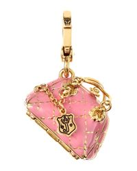 Juicy Couture | Pink Quilt Handbag Charm | Lyst