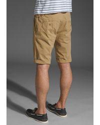 DIESEL | Khaki Chitightsho Shorts for Men | Lyst