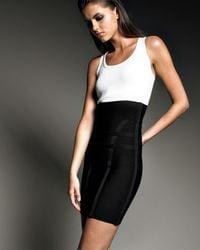 Hervé Léger - Black Leonie High-waist Skirt - Lyst
