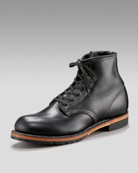 Red Wing | Black Beckman Boot for Men | Lyst