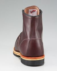 Red Wing | Black Classic Dress Beckman Boot for Men | Lyst