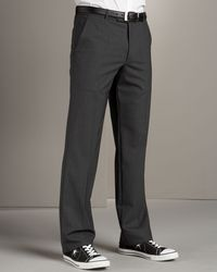 Theory - Blue Cody Tailor Pants Deep Navy for Men - Lyst