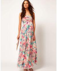 9f64c5772c8 Turmec » asos maternity exclusive one shoulder maxi dress