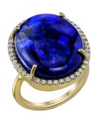 Irene Neuwirth - Metallic Opal Diamond Ring - Lyst