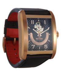 Marvin C 1850 - Blue Swiss Watch for Men - Lyst