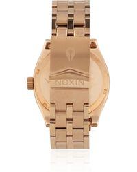 Nixon | Gold Monopoly Watch | Lyst