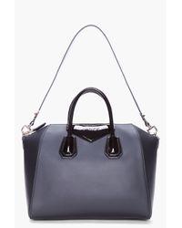 Givenchy | Medium Black Antigona Tote | Lyst