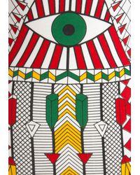 ModCloth - Green Eye Love New York Dress - Lyst